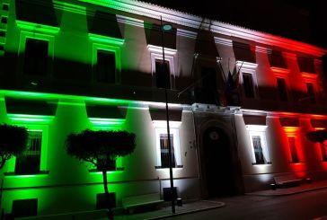 Festa della Repubblica, a Cupello il Tricolore illumina il Municipio