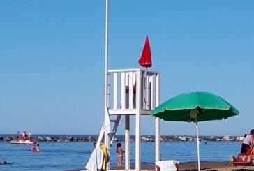 A San Salvo Marina attivo il servizio di salvamento sulle spiagge libere