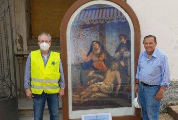 """Vasto, il Lions Club Vasto Host restaurerà il dipinto della """"Madonna della Catena"""""""