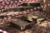 Rotti i gradini della Villa per fare una buca, Cannarsa: