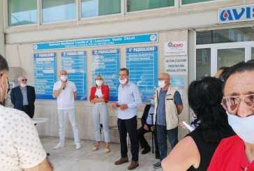 Covid-19, a Gissi apre l'albergo sanitario