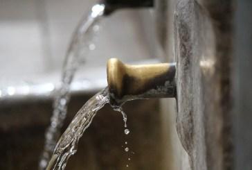 Vasto Marina, fontanella riparata grazie a un bagnante