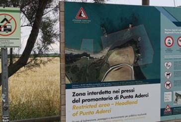Vasto, installati sulle spiagge libere i cartelli con le regole anti-Covid