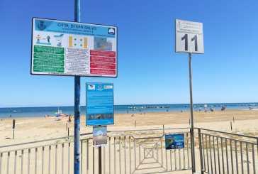San Salvo, spiagge libere: ecco le regole da rispettare