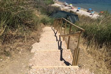 Accessi al mare, riqualificati San Nicola e Casarza