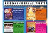Cinema all'aperto, cinque pellicole per grandi e piccini