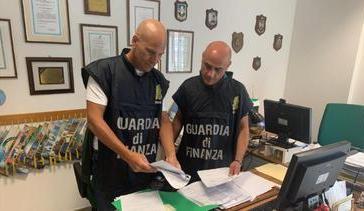 La Guardia di Finanza sequestra 40mila euro ad un ex dipendente postale