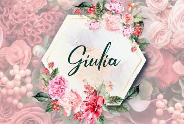 Benvenuta alla piccola Giulia