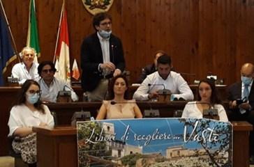 Vasto, l'Amministrazione comunale annuncia la campagna promozionale turistica della città