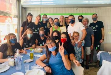 La Teate Team Volley in preparazione a Vasto Marina, il Consorzio Vivere Vasto Marina: