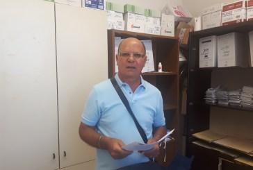 La pensione di Antonio Suriani dopo 40 anni al Comune di Vasto