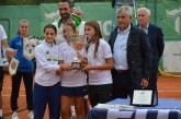 L'Eur Sporting Club vince le finali dell'under 12 femminile a squadre . E' campione d'Italia