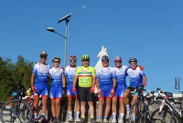 Domenica impegnativa per il Ciclo Club Vasto: una pedalata fino al Blockhaus