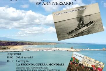 """Vasto e la Festa della Marina Militare, """"Il dovere di ricordare"""""""