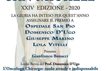 Vasto, alle 18 la 24° edizione del Premio San Michele