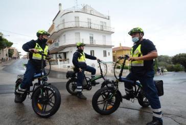 Giro d'Italia, 110 i volontari del Coordinamento di Protezione Civile del Vastese