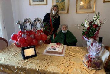Monteodorisio festeggia i suoi centenari Adelia e Antonio