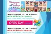 "Vasto, alle 16 Open Day On line alla Scuola ""G. Spataro"