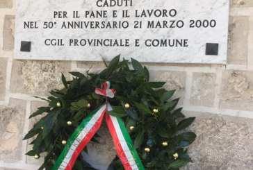 Oggi il 71° anniversario dell'Eccidio di Lentella, il Comune ricorda i tragici fatti