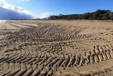 Ruspe nella Riserva delle dune di Vasto, Gruppo Fratino e Soa: