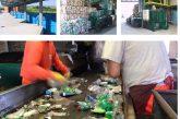 Civeta, 80mila metri cubi di plastica recuperati in 17 anni