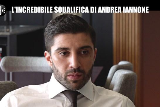 Le Iene_Andrea Iannone_25 maggio 2021