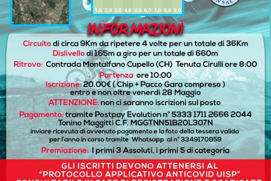 Memorial Don Nicola Cirulli 30052021 locandina (2)