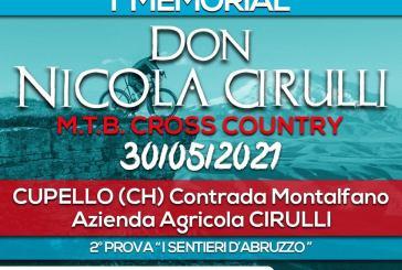 A Cupello in rampa di lancio il Memorial Don Nicola Cirulli