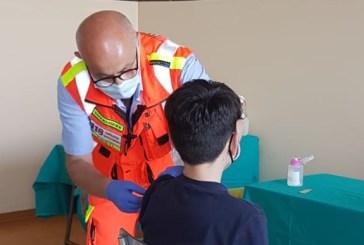 Vaccino Covid, in provincia di Chieti spazio ai ragazzi