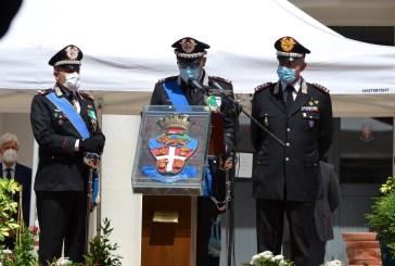 """Il Generale Paolo Aceto è il nuovo comandante della Legione Carabinieri  """"Abruzzo e Molise"""""""