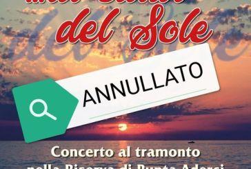 Causa maltempo, il concerto di Piero Mazzocchetti si terrà al Ruzzi. Annullato invece il Concerto