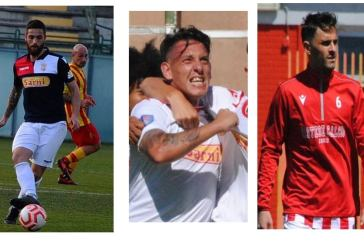 Altobelli, Martiniello e Lenoci: prime conferme nella Vastese Calcio