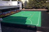 Alle Rossetti di Vasto un campo polisportivo con la raccolta fondi