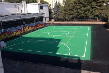 Vasto, al via i lavori del nuovo campo sportivo della Scuola Media Rossetti