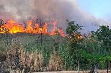 Incendi a Vasto, trovato un innesco realizzato artigianalmente correlato con probabilità ai roghi