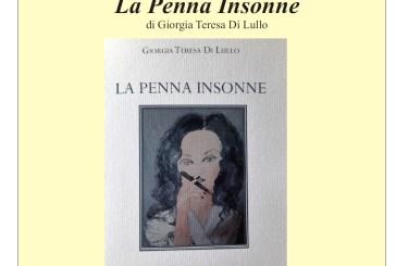 """Casalbordino, martedì la presentazione de """"La Penna insonne"""" con l'autrice Giorgia Teresa Di Lullo"""