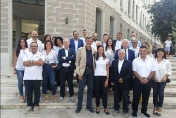 Amministrative Vasto, presentata la lista di Fratelli d'Italia