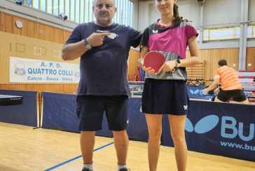 Il Tennistavolo Vasto riparte dalla russa Sofia Ivanova
