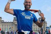 La Podistica Vasto presente alla Berlin Marathon con Yari Perrotti e Antonio Anniballe