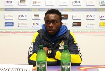 Vastese, salta l'accordo con Daniel Kofi Agyei