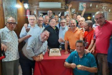 A 40 anni dal conseguimento del diploma si ritrovano per festeggiare