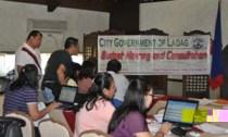Laoag City Sets 2011 Budget