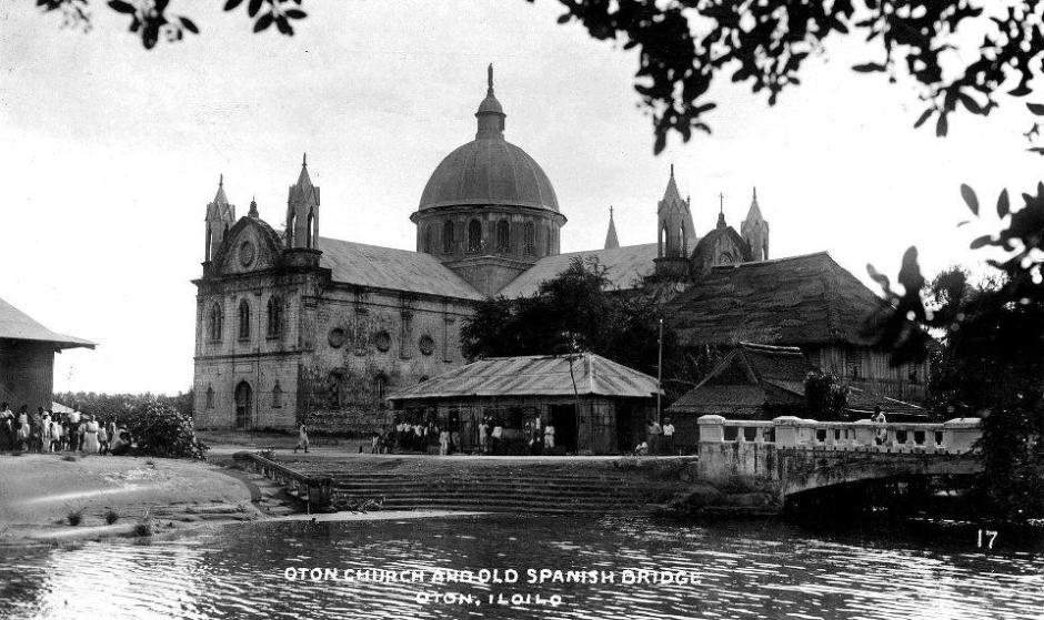 old-oton-church