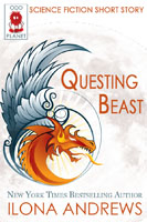 Book Cover: QUESTING BEAST