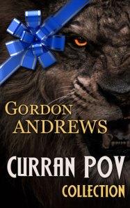 Book Cover: CURRAN POV