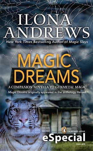Book Cover: Magic Dreams
