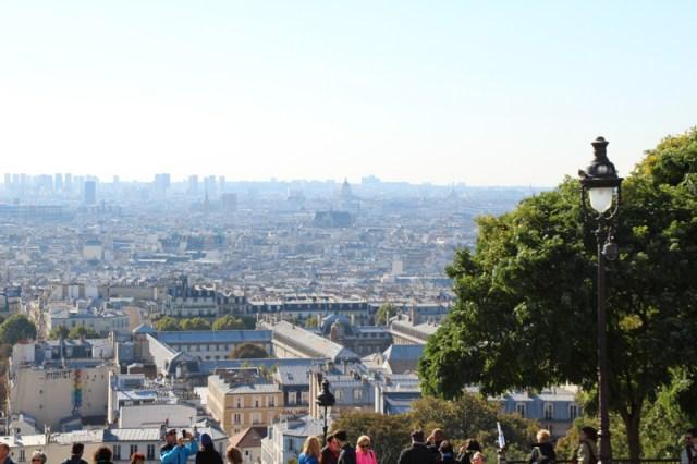 Parijs: sacre cour