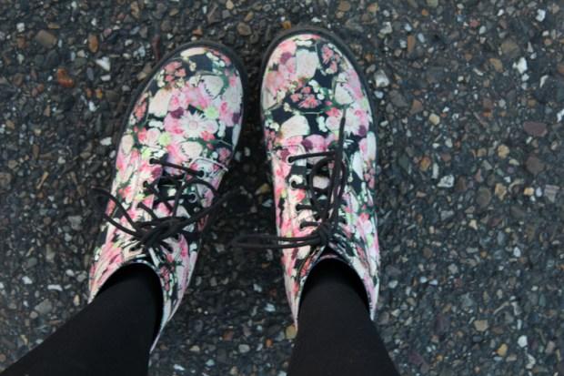Winteroutfit: schoenen