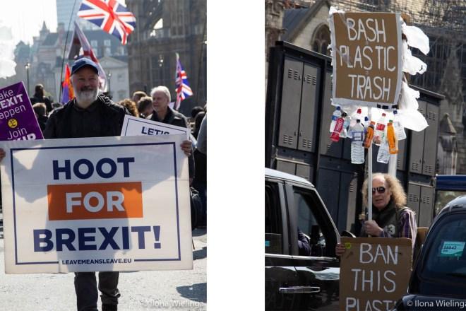 Londen 11 brexit protest