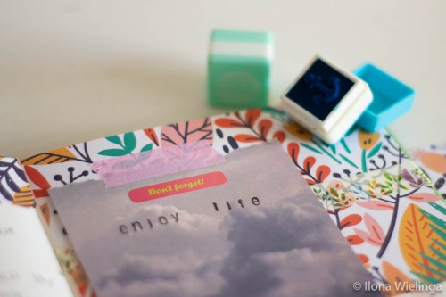art journal 8 inspiratie